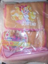 Barbie Studentessa Con Sorpresa Originale Mattel Vintage Zaino Scuola Bag New