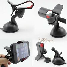 Universal 360° Car Mount Holder Clip for iPhone 5 Galaxy S2 S3 iPod Lumia GPS