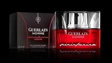 Guerlain Homme Pininfarina Collector Eau de Parfum Intense Spray 1.0 oz 30ml NEW