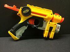 Nerf N-Strike Yellow Nite Finder EX-3 Gun Pistol Working Ligh