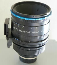 Schneider PC-TS Makro Symmar 90mm f/4.5 for CANON EF mount. Excellent Condition