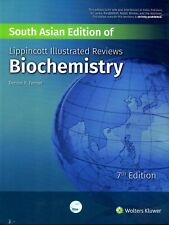 New: Lippincott's Illustrated Reviews Biochemistry by Ferrier 7 ed INTLED