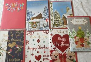 Christmas Cards - To Both of You (standard post)