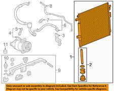 GM OEM Air Conditioner A/C AC-Condenser 22934949