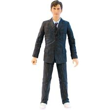 """Doctor Who - 10th Doctor Navy Suit & Sonic Screwdriver 5"""" Action Figure"""