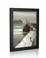 Black Picture Photo Frames A1 A2 A3 A4 Many Large Sizes Poster Frames Home Decor