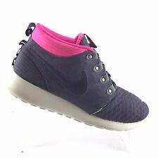 Nike Men's Roshe Run Running Training Sneaker Boot Gridiron Men's 9.5 M Shoes F0