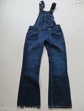 Levi's® Latzhose Latz Jeans Hose Gr. M, W 30 /L 32, Indigo Denim Overall, RAR !