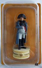 Figurine Collection Jeux d'Echecs Altaya Napoléon 1er Bonaparte Austerlitz