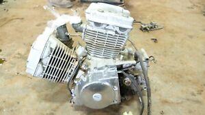 05 Hyosung GV250 GV 250 Aquila engine motor