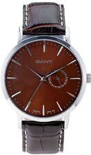 Gant Men's Wristwatch Park Hill Collection W10005 Brown strap