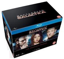 Battlestar Galactica Complete Series Seasons 1 2 3 4 + Razol Blu-ray Box Set New