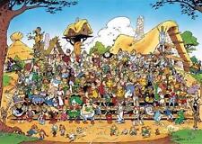 RAVENSBURGER JIGSAW PUZZLE ASTERIX: FAMILY PORTRAIT 1000 PCS  #15434