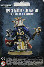 Warhammer 40K: Space Marine Librarian in Terminator Armor (48-72)  NEW