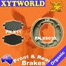 Front Rear Brake Pads Shoes Yamaha DT125 DT 125 86-87
