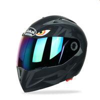 Motorbike Helmet Double lens Modular Racing Casco Flip up Motorcycle Helmet