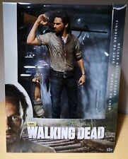 McFarlane Toys The Walking Dead Rick Grimes Deluxe Edition Figur OVP