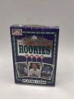1993 Baseball Rookies Bicycle Playing Cards Deck VTG New Major League SEALED
