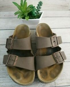 Birkenstock Womens Arizona Mocha Sandals EUR 37