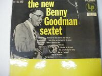 BENNY GOODMAN-New Benny Goodman Sextet (1955) Mono COLUMBIA LP