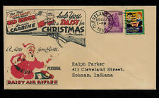 1982 A Xmas Story Envelope Addressed to Ralph Parker Red Ryder BB Gun *XS192