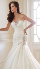 Y2999-113  Abiti da Sposa vestito nozze sera wedding evening dress ++++