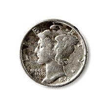 Lapel Pin Mercury Dime