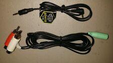 Turtle Beach Audio Splitter RCA Cable Female  X12 PX21 P11 X11