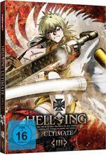 Hellsing Ultimate OVA - Volume 03 (Re-Cut, Mediabook) [DVD] NEU