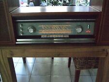 Telefunken Opus 2550 Stereo Röhrenreceiver mit Klangbox RB45 Super Selten