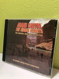 GRAND CANYON - THE HIDDEN SECRETS - Bill Conti (IMAX)