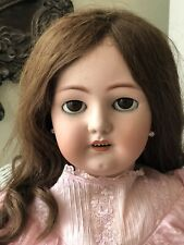 Simon & Halbig Antique German Doll #16 - 32� Complete With Beautiful Outfit