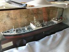 Ship Model - Builders Model Oil Tanker 6ft Museum Quality