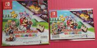 2020 My Nintendo Rewards Paper Mario: The Origami King Postcards + Origami Set