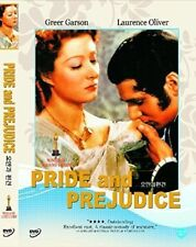 PRIDE AND PREJUDICE (1940) GREER GARSON, Laurence Oliver New All Region DVD