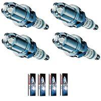 Spark Plugs x 4 Bosch Super 4 Fits Mazda 2 3 323 626 Demio MX-5 1.4 1.6 1.8 2.0