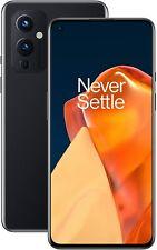 OnePlus 9 5G Astral Black, Dual SIM, 128GB 8GB, Official Warranty, No Brand