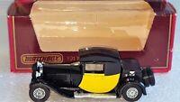 1970s Lesney Matchbox Yesteryear Y-24 1927 Bugatti T44 Mint in Box Original