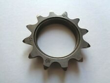 """*NOS Vintage Campagnolo Record NJS 12T 1/8"""" Steel fixed gear track/pista cog*"""