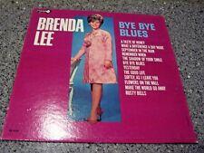 "Brenda Lee ""Bye Bye Blues"" DECCA DL 4755 MONO LP W/ORIG. DECCA INNER SLEEVE"