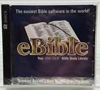 NELSON 2002 e-Bible (Bible Study Library) Standard Edition PC CD-ROM