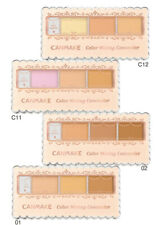 Made in JAPAN CANMAKE Color mixing Concealer Hyaluronic squalane... / 4 Colors