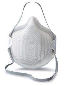 Moldex FFP2 2400 Maske ohne Ventil Feinstaubmaske Atemmaske Mundschutzmaske 1 St