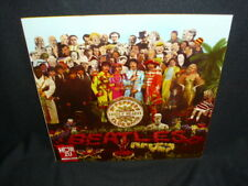 LP: The Beatles  Sgt. Peppers Lonely Hearts Club  SHZE 401 incl.secret message