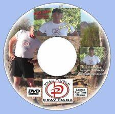 """KRAV MAGA WORKOUT at 50 Years old & up DVD"" A 3 Day Per Week Exercise Routine."