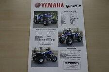 168461) Yamaha YFM 350 X Quad Prospekt 200?