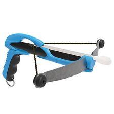 X Bow coton Bud Pistolet Microbilleuse tireur Mini Arbalète Keychain Cadeau Jouet