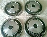 """OEM 1970 Lincoln Continental Mark III 15"""" Turbine Hubcap Wheel Cover and Manual"""
