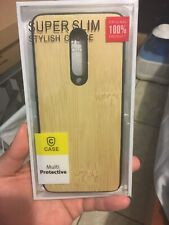 oneplus 7 pro case BAMBOO Case, TPU Rubber Side Covers RUGGED CASE