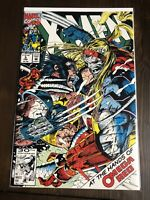 X-Men #5 2nd Omega Red 1st Maverick Fenris Dazzler Marvel Comics Feb 1992 VF/NM